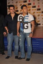 Salman Khan, Arbaaz Khan at Dabangg 2 premiere in PVR, Mumbai on 20th Dec 2012 (27).JPG