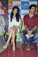 Tena Desae, Rajeev Khandelwal at the Audio release of Table No. 21 in Radio City 91.1 FM, Mumbai on 20th Dec 2012 (49).JPG