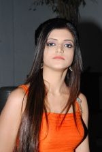 Anjali Arora at the launh on Tv Serial Abhi Na Jao Chhod kar in Future Studio Goregaon east on 19th Dec 2012.JPG