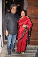 Vishal and Rekha Bharadwaj at Imran Khan_s house warming bash in Mumbai on 22nd Dec 2012, 1 (93).JPG