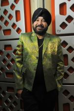Daler Mehndi at the song recording of Sunil Agnihotri_s film Balwinder Singh Famous Ho in Mumbai on 23rd Dec 2012 (4).JPG