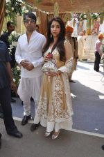 Krishika Lulla at Akshay Kumar_s sister Alka Bhatia_s wedding with Surendra Hiranandani in Four Bungalows Gurdwara on 23rd Dec 2012 (52).JPG