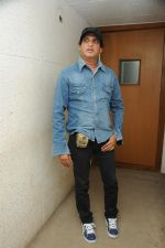 Sunil Agnihotri  at the song recording of Sunil Agnihotri_s film Balwinder Singh Famous Ho in Mumbai on 23rd Dec 2012 (1).JPG
