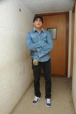 Sunil Agnihotri  at the song recording of Sunil Agnihotri_s film Balwinder Singh Famous Ho in Mumbai on 23rd Dec 2012 (2).JPG