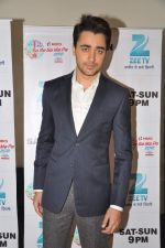 Imran Khan on the sets of ZEE Saregama in Famous on 24th Dec 2012 (44).JPG