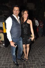 Madhur Bhandarkar at Anu and Sunny Dewan_s bash in Mumbai on 24th Dec 2012,1 (245).JPG