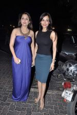 Malaika Arora Khan, Amrita Arora at Midnight Mass in Bandra, Mumbai on 24th Dec 2012 (22).JPG