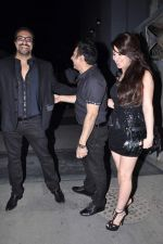 Mohammed Morani, Lucky Morani at Jackky Bhagnanis_s bash in Juhu, Mumbai on 24th Dec 2012 (31).JPG