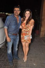 Neelam Kothari, Sameer Soni at Anu and Sunny Dewan_s bash in Mumbai on 24th Dec 2012,1 (217).JPG