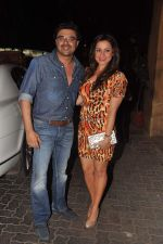Neelam Kothari, Sameer Soni at Anu and Sunny Dewan_s bash in Mumbai on 24th Dec 2012,1 (218).JPG