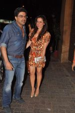Neelam Kothari, Sameer Soni at Anu and Sunny Dewan_s bash in Mumbai on 24th Dec 2012,1 (219).JPG