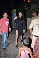 Sherlyn Chopra at Midnight Mass in Bandra, Mumbai on 24th Dec 2012 (46).JPG