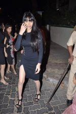 Sherlyn Chopra at Midnight Mass in Bandra, Mumbai on 24th Dec 2012 (47).JPG