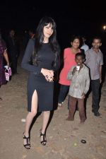 Sherlyn Chopra at Midnight Mass in Bandra, Mumbai on 24th Dec 2012 (50).JPG
