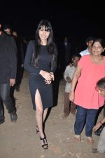 Sherlyn Chopra at Midnight Mass in Bandra, Mumbai on 24th Dec 2012 (52).JPG