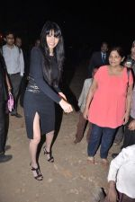 Sherlyn Chopra at Midnight Mass in Bandra, Mumbai on 24th Dec 2012 (53).JPG