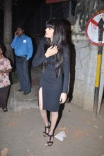 Sherlyn Chopra at Midnight Mass in Bandra, Mumbai on 24th Dec 2012 (61).JPG