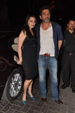 Sunil Shetty at Anu and Sunny Dewan_s bash in Mumbai on 24th Dec 2012,1 (201).JPG