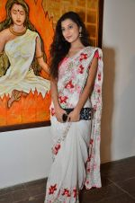 Surbhi Shukla at Bharat Tripathi_s exhibition in Mumbai on 25th Dec 2012 (60).JPG