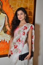 Surbhi Shukla at Bharat Tripathi_s exhibition in Mumbai on 25th Dec 2012 (63).JPG