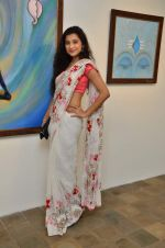Surbhi Shukla at Bharat Tripathi_s exhibition in Mumbai on 25th Dec 2012 (77).JPG