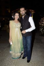Rashmi Nigam at Riyaz Amlani and Kiran_s wedding reception in Mumbai on 26th Dec 2012 (32).JPG