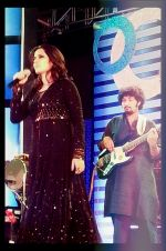 Sona Mohapatra performs at Siliguri on 25th Dec 2012 (2).jpg