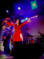 Sona Mohapatra performs at Siliguri on 25th Dec 2012 (9).jpg