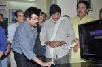 Anil Kapoor, Mithun Chakraborty launch the website of CINTAA in Andheri, Mumbai on 27th Dec 2012 (32).JPG