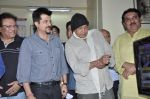 Anil Kapoor, Mithun Chakraborty launch the website of CINTAA in Andheri, Mumbai on 27th Dec 2012 (34).JPG