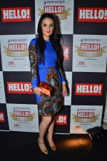 Anu Dewan at red carpet of Hello Hall of Fame Awards in Mumbai on 27th Dec 2012 (54).JPG
