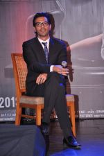 Arjun Rampal at Inkaar calendar launch in Bandra, Mumbai on 27th Dec 2012 (30).JPG