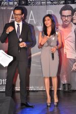 Arjun Rampal, Chitrangada Singh at Inkaar calendar launch in Bandra, Mumbai on 27th Dec 2012 (56).JPG