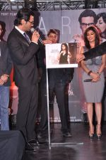 Arjun Rampal, Cyrus Broacha, Chitrangada Singh, Sudhir Mishra at Inkaar calendar launch in Bandra, Mumbai on 27th Dec 2012 (65).JPG