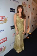 Diana Hayden at red carpet of Hello Hall of Fame Awards in Mumbai on 27th Dec 2012 (42).JPG