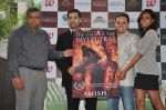 Karan Johar launches the Cover of Amish_s eagerly anticipated 3rd book in the Shiva Trilogy, The Oath of the Vayuputras in Mumbai on 27th Dec 2012 (11).JPG