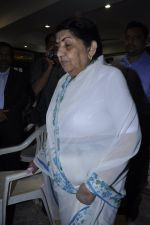 Lata Mangeshkar calendar launch in Peddar Road, Mumbai on 27th Dec 2012 (2).JPG