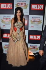 Nisha Jamwal at red carpet of Hello Hall of Fame Awards in Mumbai on 27th Dec 2012 (32).JPG