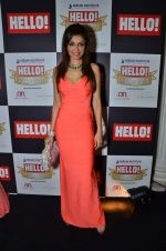 Queenie Dhody at red carpet of Hello Hall of Fame Awards in Mumbai on 27th Dec 2012 (40).JPG