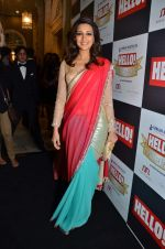 Sonali Bendre at red carpet of Hello Hall of Fame Awards in Mumbai on 27th Dec 2012 (38).JPG