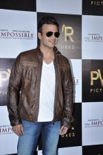 Vivek Oberoi at The Impossible film press meet in PVR, Mumbai on 27th Dec 2012 (36).JPG