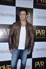 Vivek Oberoi at The Impossible film press meet in PVR, Mumbai on 27th Dec 2012 (39).JPG
