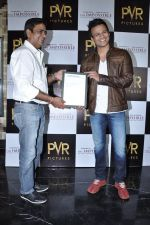 Vivek Oberoi at The Impossible film press meet in PVR, Mumbai on 27th Dec 2012 (51).JPG