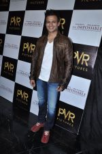 Vivek Oberoi at The Impossible film press meet in PVR, Mumbai on 27th Dec 2012 (60).JPG