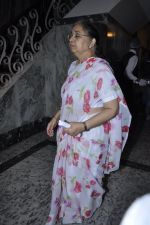 at Lata Mangeshkar calendar launch in Peddar Road, Mumbai on 27th Dec 2012 (21).JPG