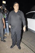 David Dhawan at Bunty Walia_s wedding reception bash in Olive on 28th Dec 2012 (47).JPG