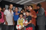 Ronaldinho unveils Balaji entertainment_s R10 movie in Pune, Mumbai on 28th Dec 2012 (22).JPG