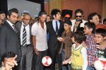 Ronaldinho unveils Balaji entertainment_s R10 movie in Pune, Mumbai on 28th Dec 2012 (24).JPG