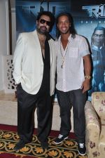 Ronaldinho unveils Balaji entertainment_s R10 movie in Pune, Mumbai on 28th Dec 2012 (35).JPG