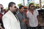 Ronaldinho unveils Balaji entertainment_s R10 movie in Pune, Mumbai on 28th Dec 2012 (6).JPG